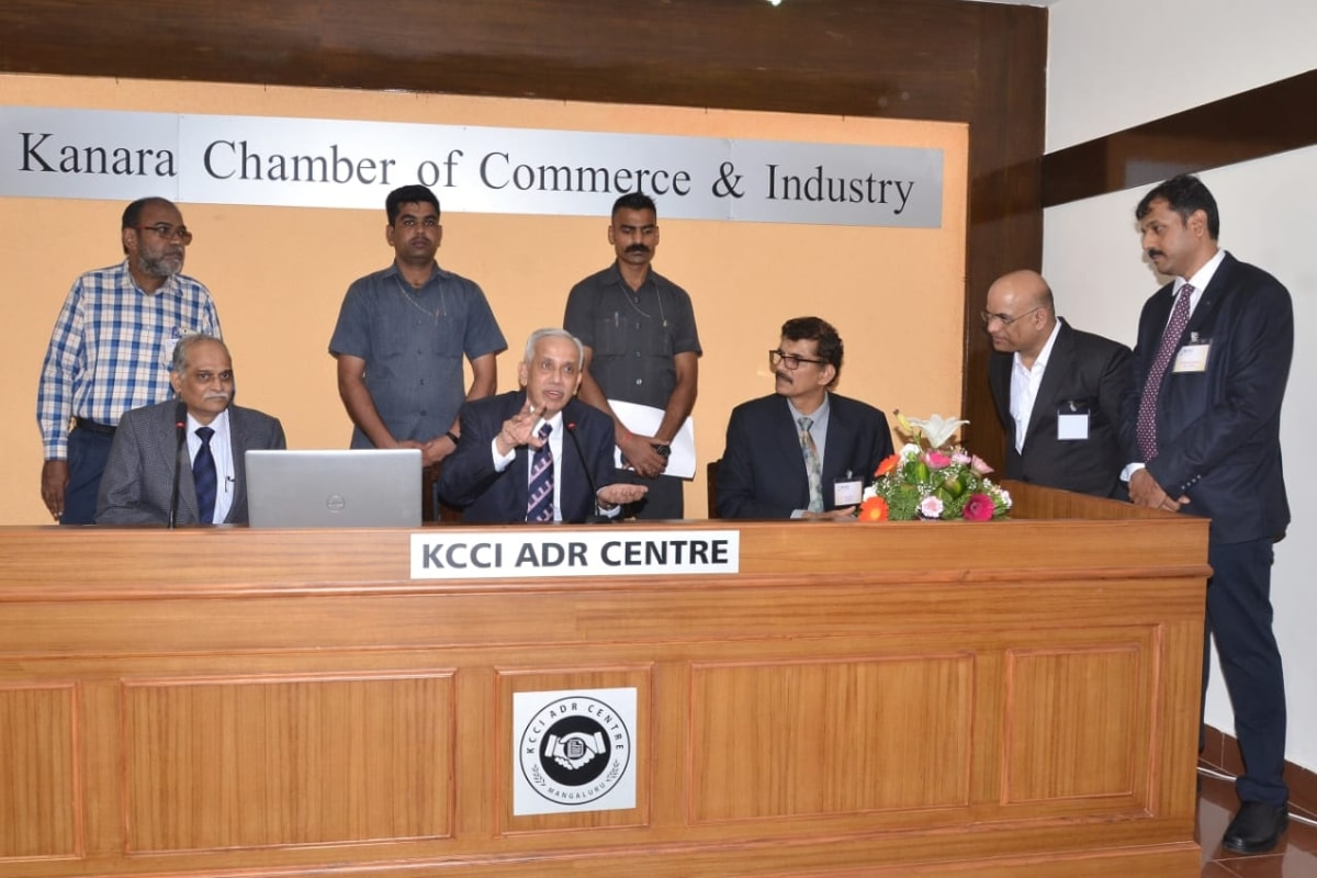 Inauguration of KCCI ADR Centre